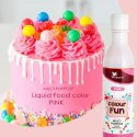 Pink Multi Purpose Liquid Food Colours