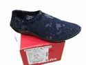Ladies Winter Belly Women Slip On Bata Casual Shoes, Size: 3 To 8 Indian Size