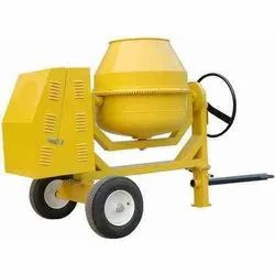 500 L Concrete Mixer With Lift
