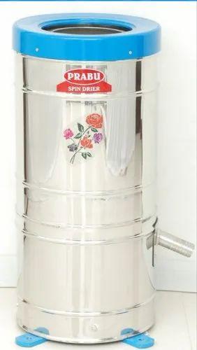 10 Kg Single Phase Spin Dryer