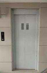 Mild Steel Center opening MS Powder Coated Elevator Door