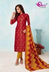 Devi Sophia Vol 2 Printed Cotton Dress Material Catalog