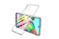 Silicon Transparent Mobile Back Cover
