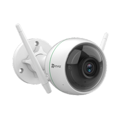 IP Wifi Internal Storage Option CCTV Waterproof Camera With 2 Way Audio