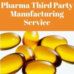 Third Party Manufacturing Service Of Vitamin D3 Softgel Capsules