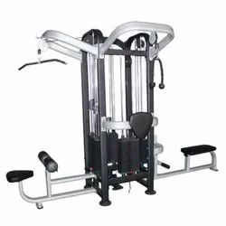 Energie Fitness HS-050 4 Station Multi Gym, Weight: 550 Kg
