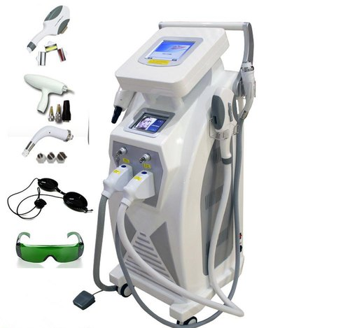 Cosderma White Ipl Laser Hair Removal Machine, For Professional,   ID:  22877556530
