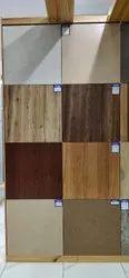 Kajaria wood finish tiles 2X2 feet