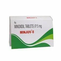 Minjuv - 5 Mg Tablet ( Minoxidil )