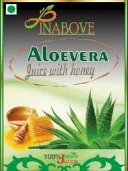 Aloe Vera Juice With Honey Flavor