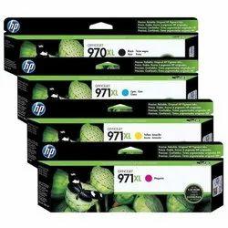 NIK HP 970XL 971XL Ink Cartridge Set New