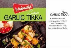 Soya Garlic Tikka, Packaging Type: Box