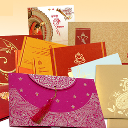 Paper Wedding Card & Printing Services