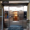 42 Tray Rotary Rack Oven, Bakery Oven