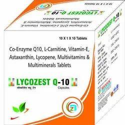 Co-Enzyme Q10 & Multi Tablets, Biozoc INC, Prescription