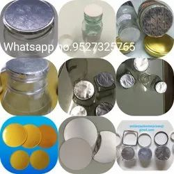 Glass Jars / Bottles Sealing Induction Wads