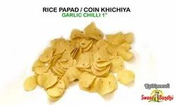 Rice Papad, Packaging Size: 500g