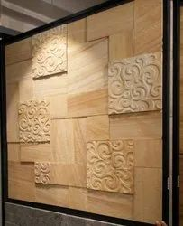 10 mm Stone Elevation Wall Tiles