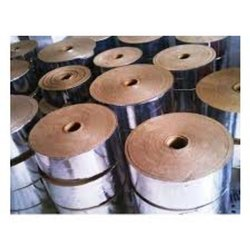Silver Paper Plate Roll, For Lamination