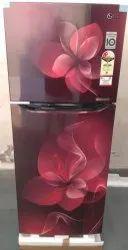 2 star many more Lg Refrigerator Double Door, Capacity: 250