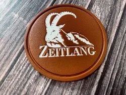 Leather Patch Printing Service
