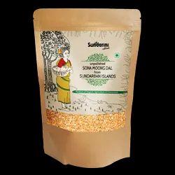 Yellow Sundarini Naturals Unpolished Sona Moong Dal, West Bengal, Packaging Size: 1 Kg