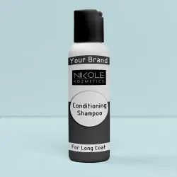 Hair Conditioner Condtioning Shampoo For Long Coat Third Party Manufacturing, Liquid
