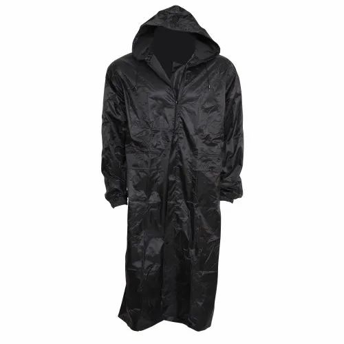 Rubberized Raincoats