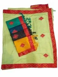 Mohini Fashion Party Wear Ladies Fancy Saree, With Blouse, 6.3 m