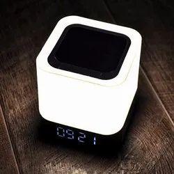 5.1 White DY-28 Musky Bluetooth Speaker, 3 W