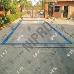 Pit Type Concrete Trailer Weighbridge
