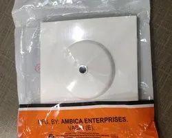 Ambica Enterprises Polycarbonate Polo Ceiling Rose