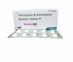 Telmisartan And Amlodipine Besilate Tablets