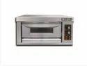 Single Bjy-g60-1bd 2 Tray Berjaya Gas Deck Oven
