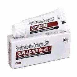 tCipladine Povidone Iodine Ointment