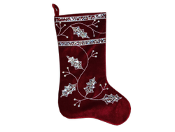 Christmas Velvet Stockings