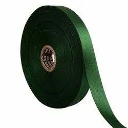 Double Satin NR - Leaf Green Ribbons 25mm /1''inch 20mtr Length