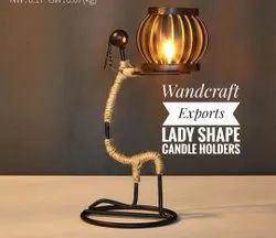 Decorative TLight Candle Holder