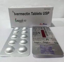 Imact-12 Ivermectin 12mg Tablets