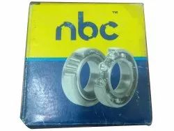 Stainless Steel NBC Ball Bearings, For Automotive, Weight: 100 G