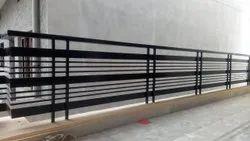 Stainless Steel Balcony Railing, Floor