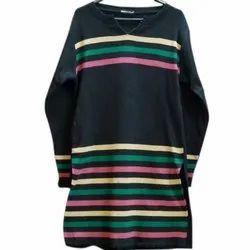 Ladies Trendy Woolen Kurti
