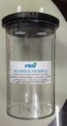Suction Jar Polycarbonate