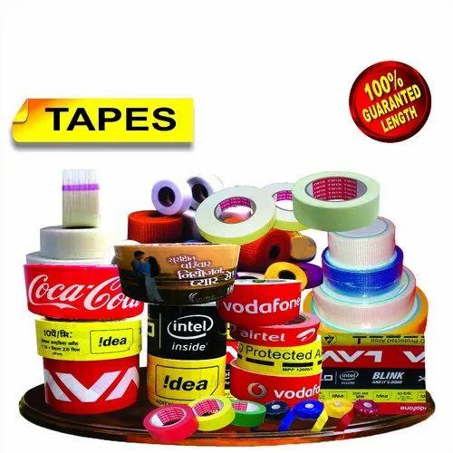 Brown Tape / transparent tape