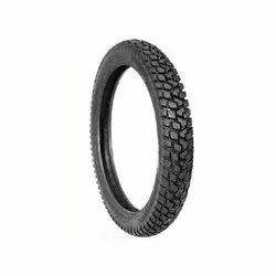 110/90-16 TL 6 Ply Two Wheeler Tire