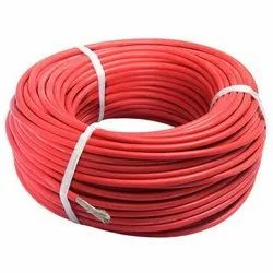 Wire Size: 7 Mm High Temperature Silicon Wire, 100m, Packaging Type: Roll