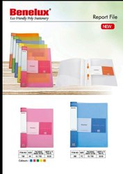 Paper Report Cover File