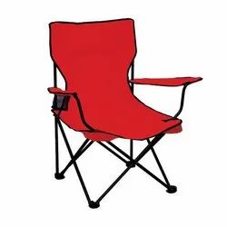 Multicolor Iron Folding Chair, For Event