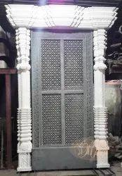GRC Door Design