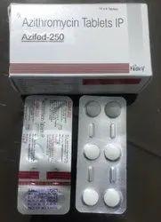 Azithromycin-250mg Tablet